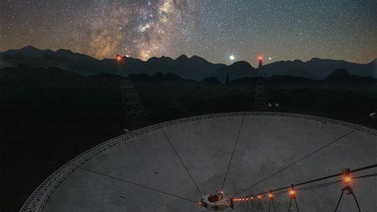 Détection de mystérieuses ondes radio dans la Voie lactée