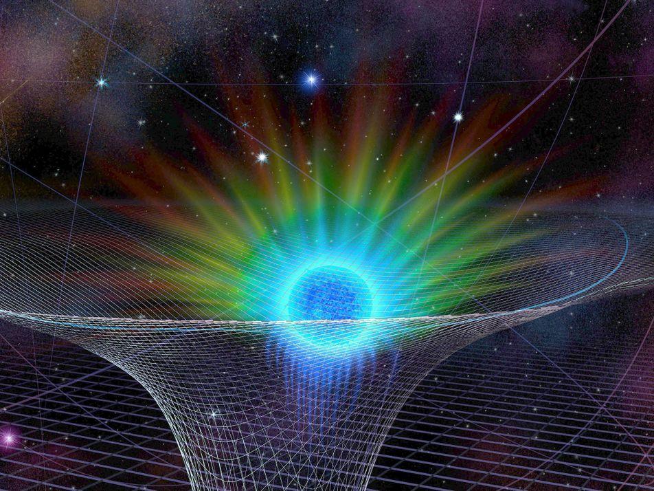Cette expérience valide la théorie de la relativité d'Einstein