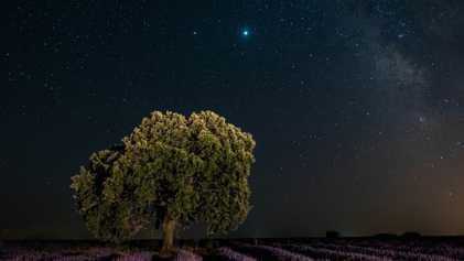 Le 21 décembre, Jupiter a rendez-vous avec Saturne