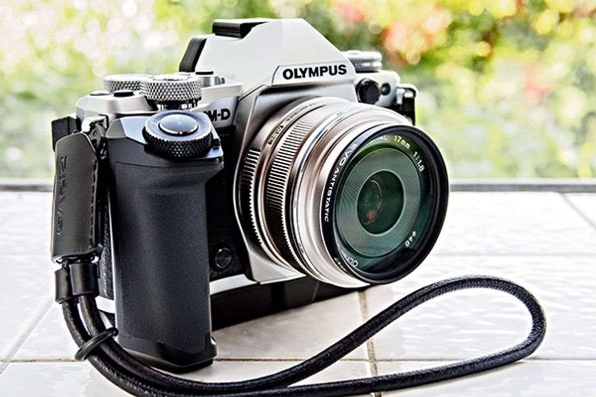 Photo de l'Olympus OM-D E-M5 Mark II