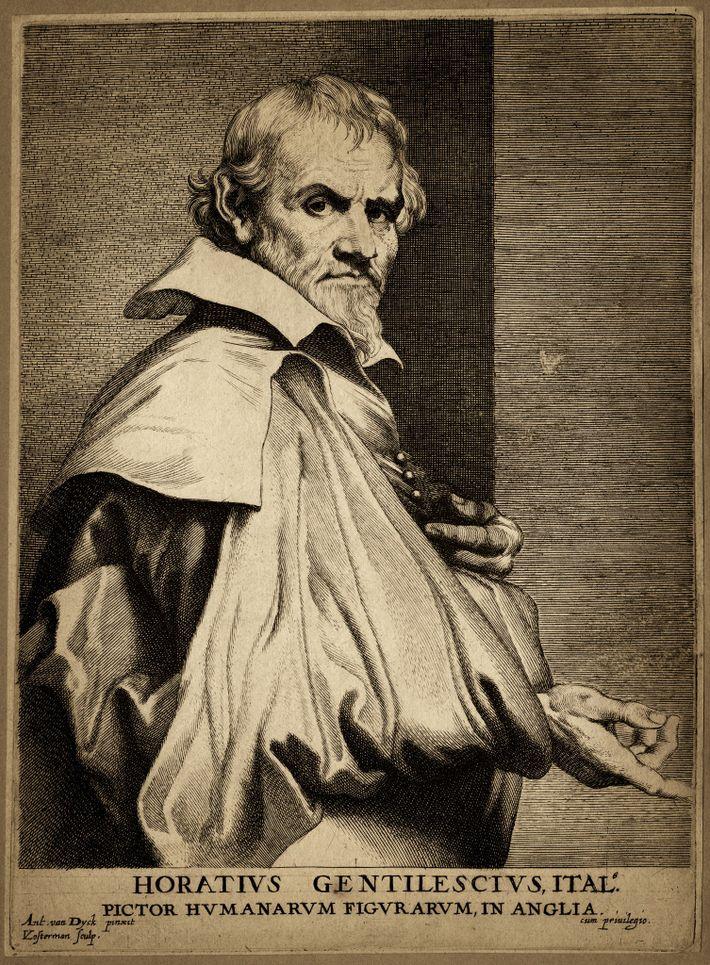 La vocation artistique d'Artemisia lui est venue dans le studio de son père, le peintre Orazio ...