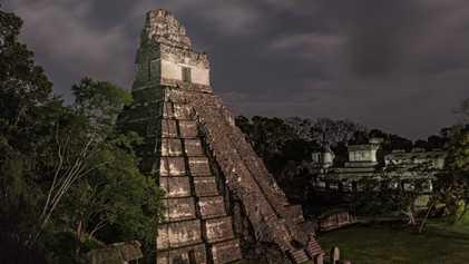 L'empire caché des Mayas