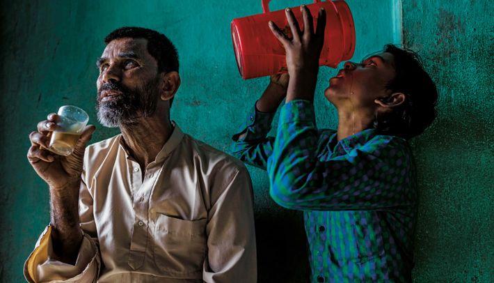 Le combat contre la cécité en Inde (National Geographic France)