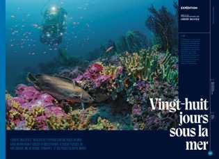 Vingt-huit jours sous la mer