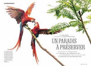 Costa Rica, un paradis à préserver
