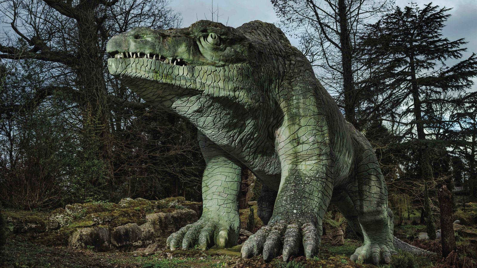 Il y a 166 millions d'années environ, dans l'actuel comté anglais d'Oxfordshire, le sol tremblait sous ...