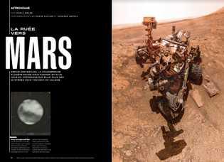La ruée vers Mars