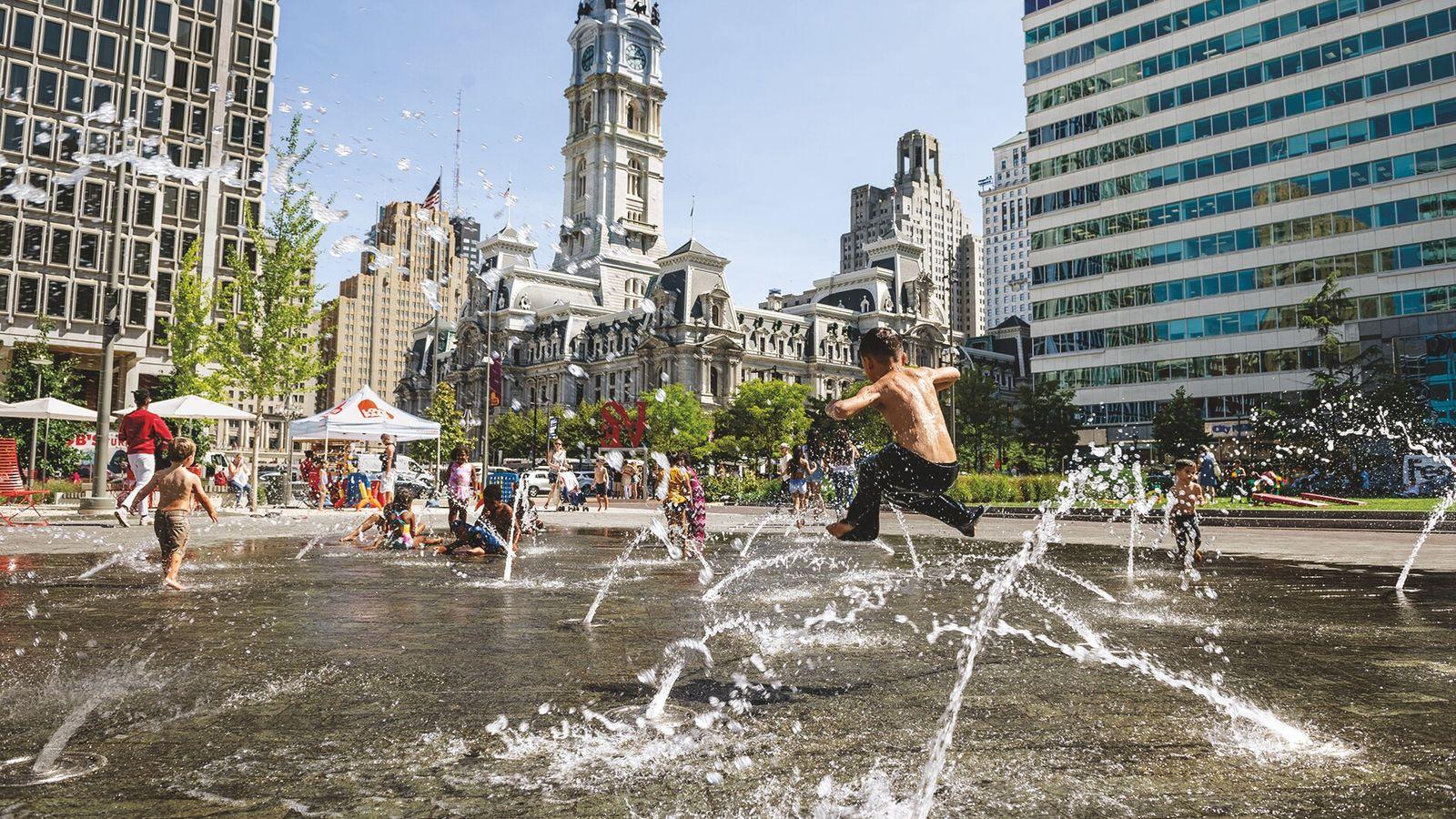 Au cœur de Philadelphie, la visite du Love Park est incontournable. Baptisé John F. Kennedy Plaza, ...