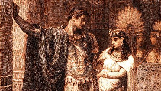 Marc Antoine et Cléopâtre, une passion politique
