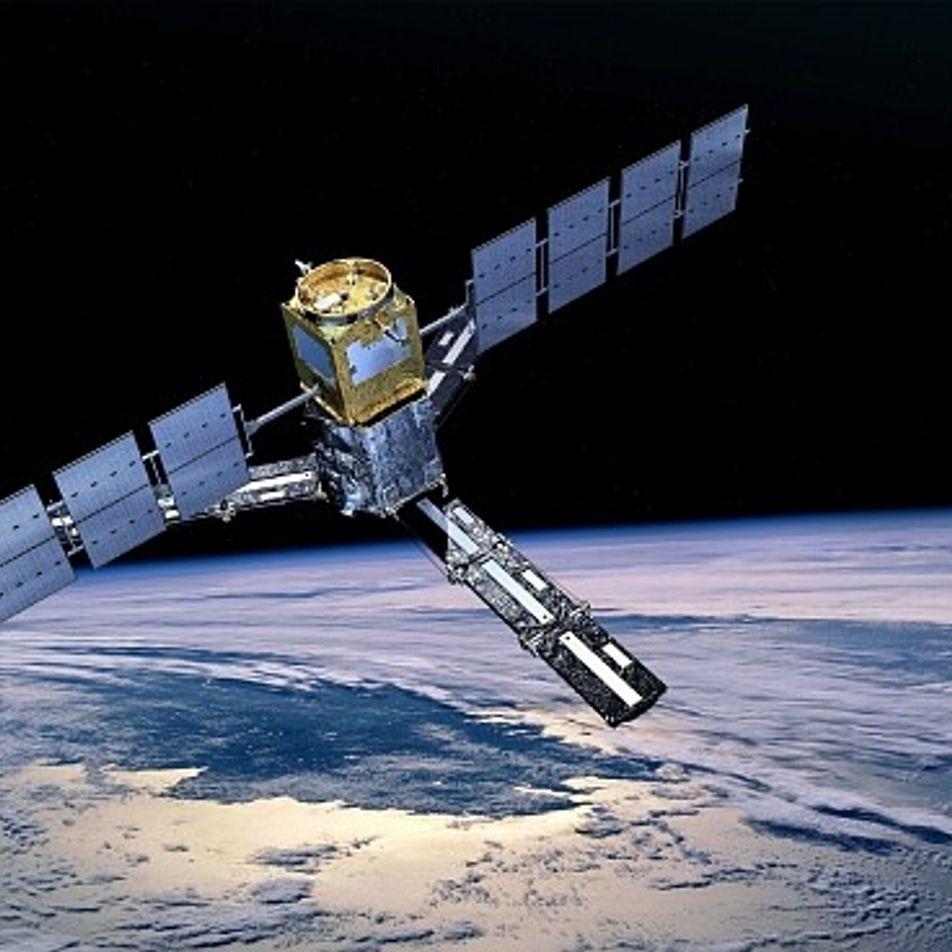 Les satellites face aux enjeux de l'eau