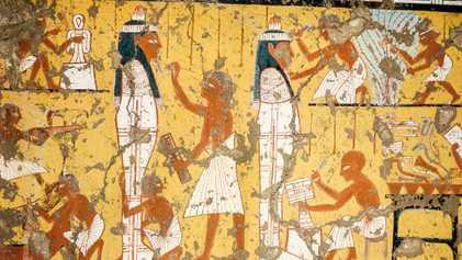 Ces artistes anonymes ont révolutionné l'art égyptien
