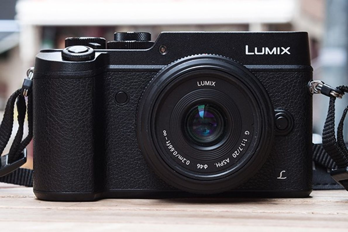 Photo du Panasonic Lumix GMC GH8