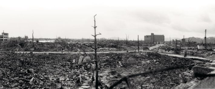Hiroshima, après la bombe