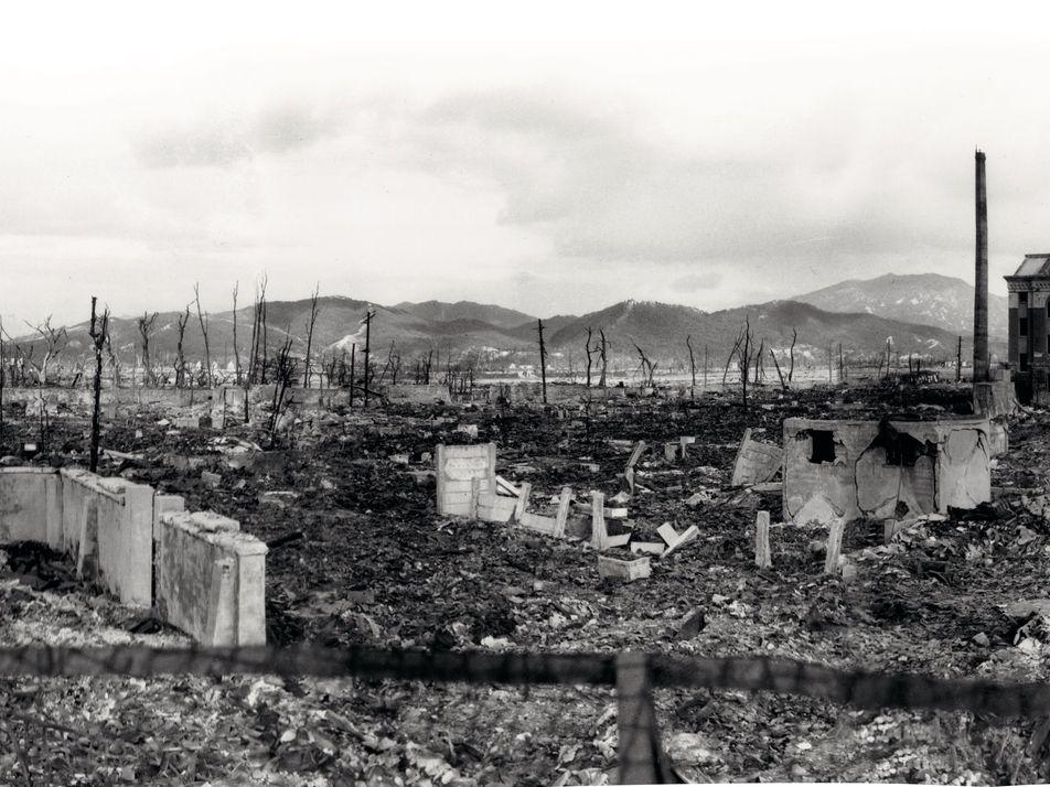 Hiroshima, après la bombe