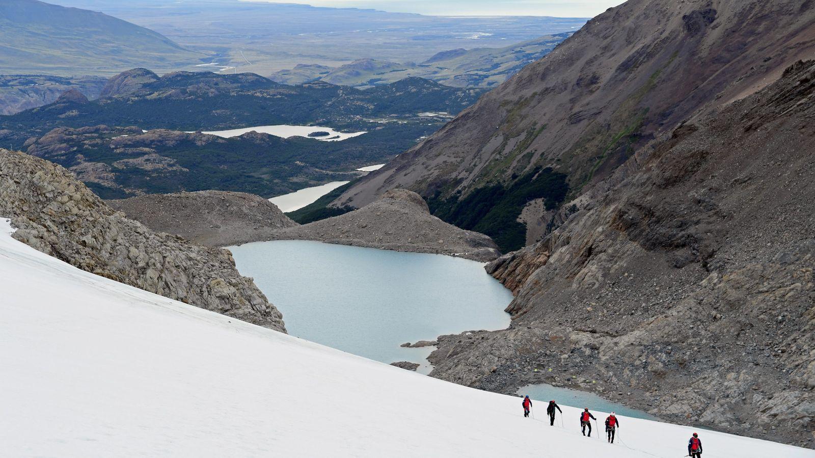 Sylvain Tesson : « En Patagonie, tout le monde a l'impression d'être là où il se ...