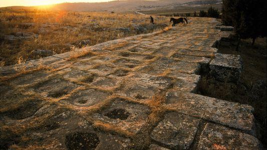 Les voies romaines, réseau routier d'un empire