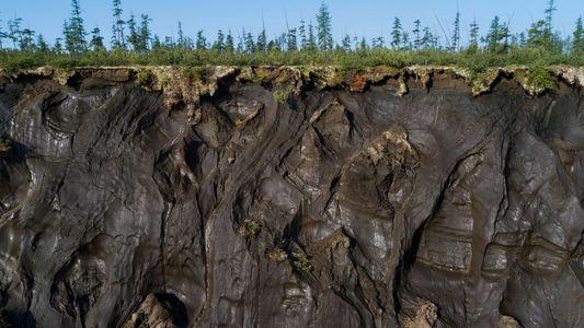 Arctique : le dégel du pergélisol libère d'impressionnants volumes de gaz à effet de serre