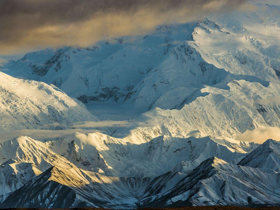 Alaska, sur la piste des loups