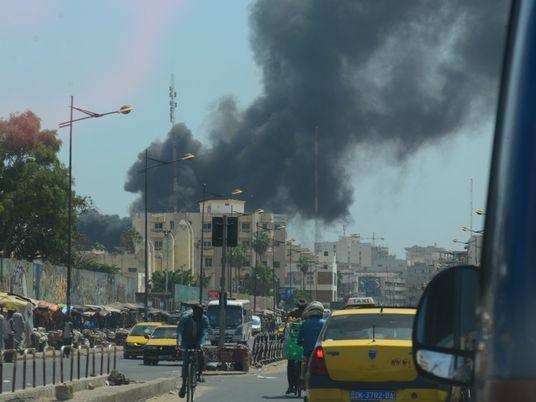 La pollution de l'air fait tousser Dakar