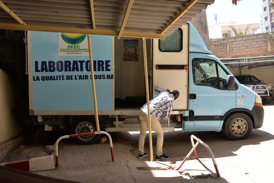 Le Sénégal dispose de six centres de contrôle (mesure) de la qualité de l'air répartis sur ...