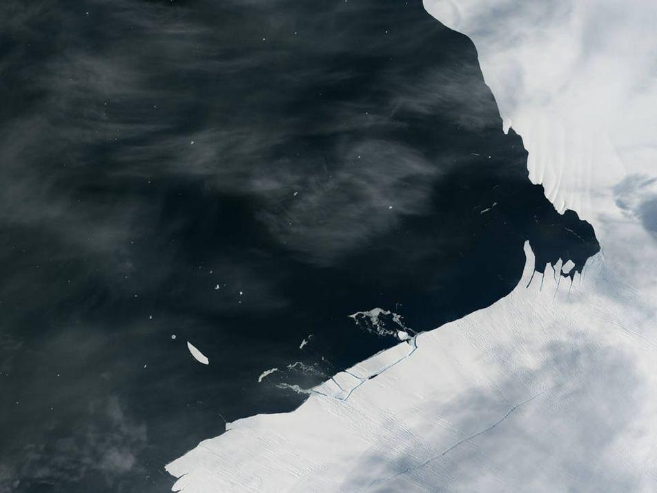 Fonte des glaces en Antarctique : 40 ans pour agir