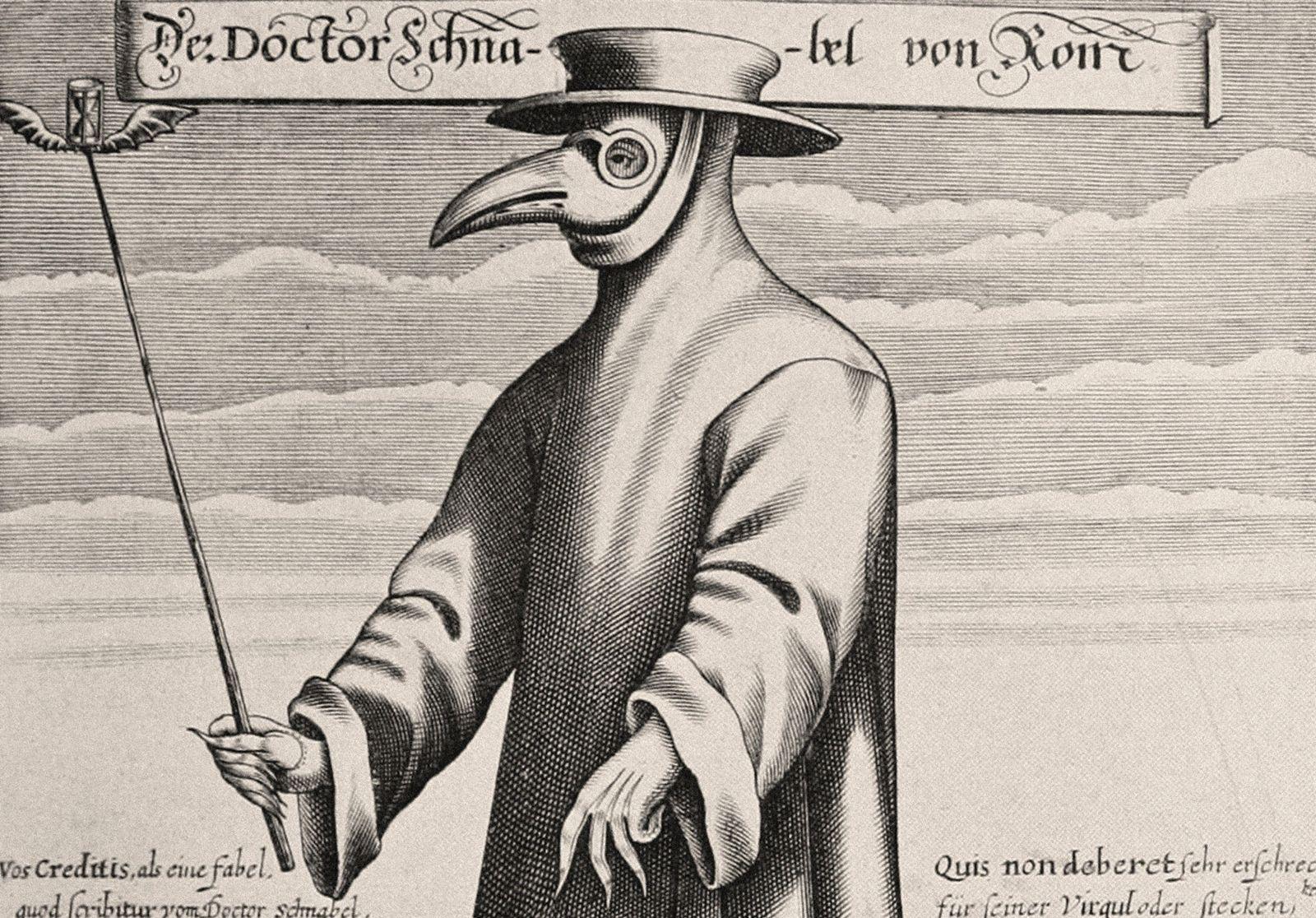Pourquoi les médecins de la peste portaient-ils ces drôles de ...