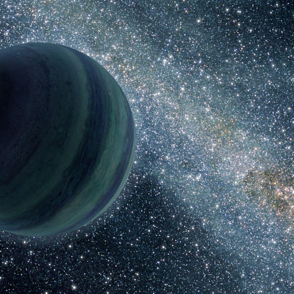 Qu'est-ce qu'une planète vagabonde ?