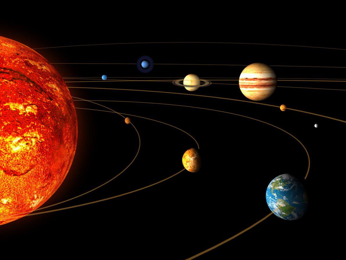 Les mystères de l'univers expliqués aux enfants