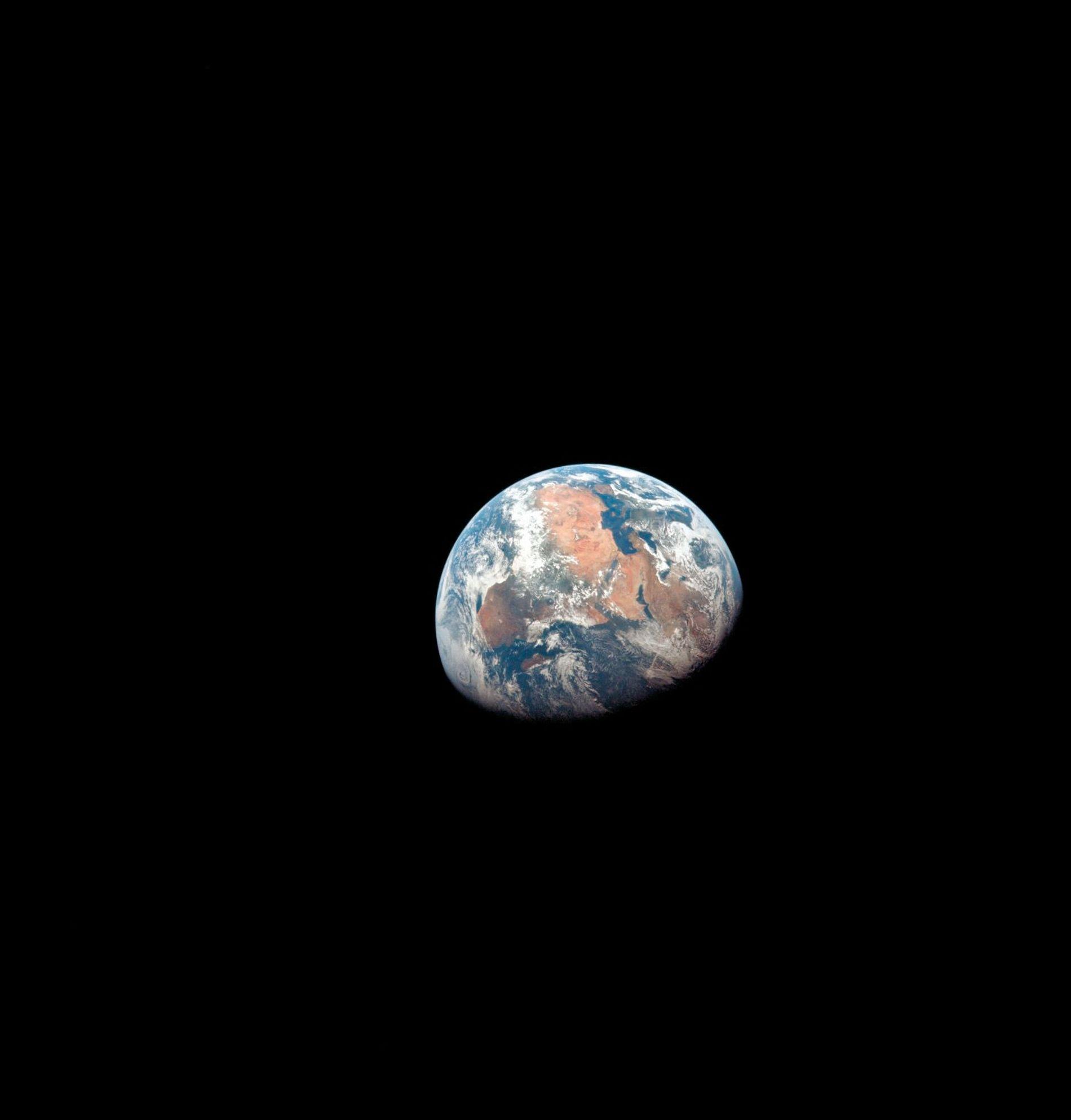 La Terre vue depuis l'espace : une expérience inoubliable