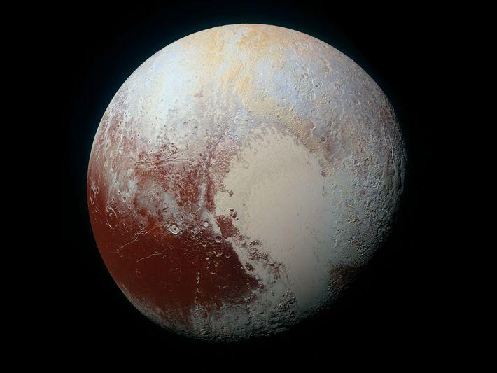 Pluton, clé de compréhension de la formation de la Terre