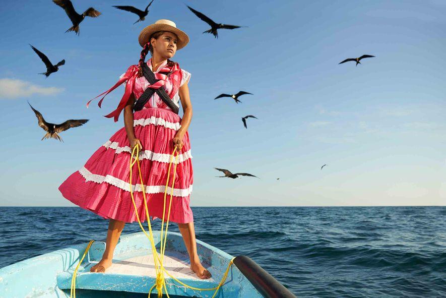 Les femmes de Pochutla sont réputées pour leur caractère et leur force.