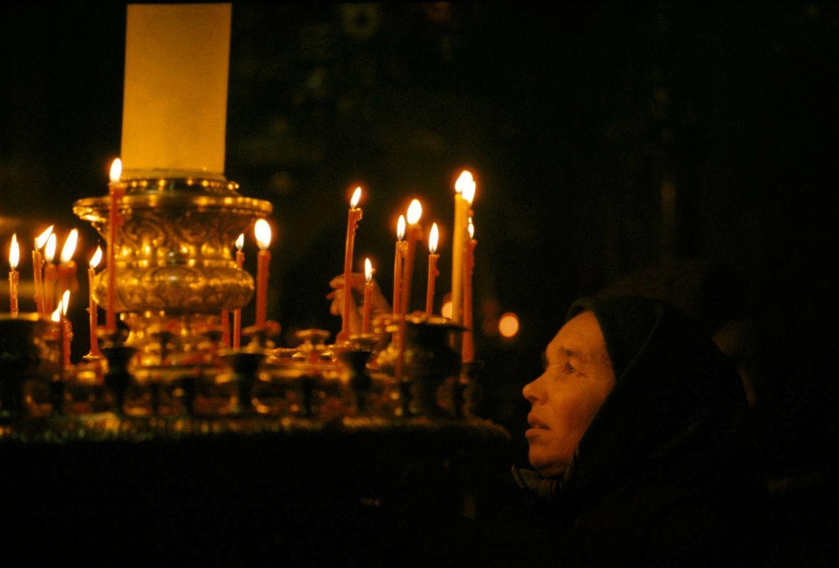 Lumières sacrées