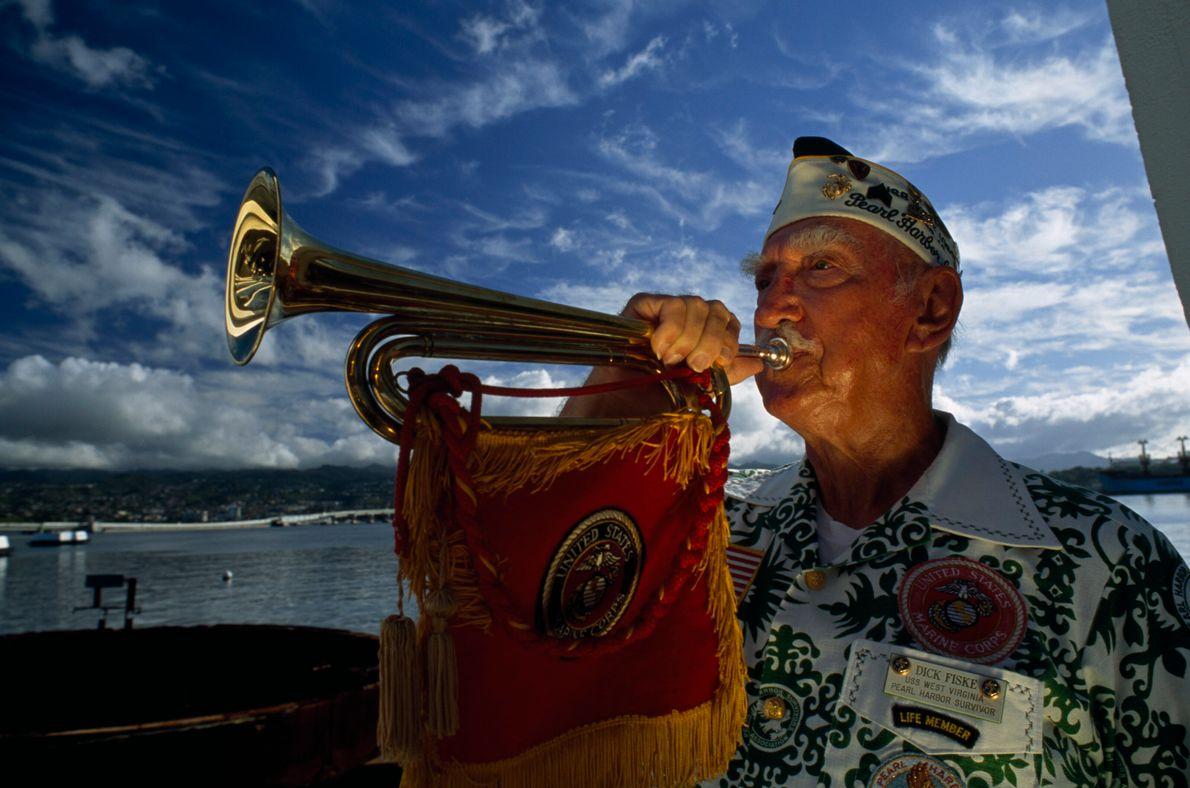 En souvenir de Pearl Harbor