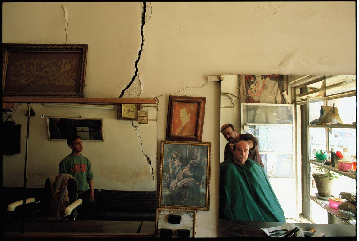 Le barbier de Bagdad