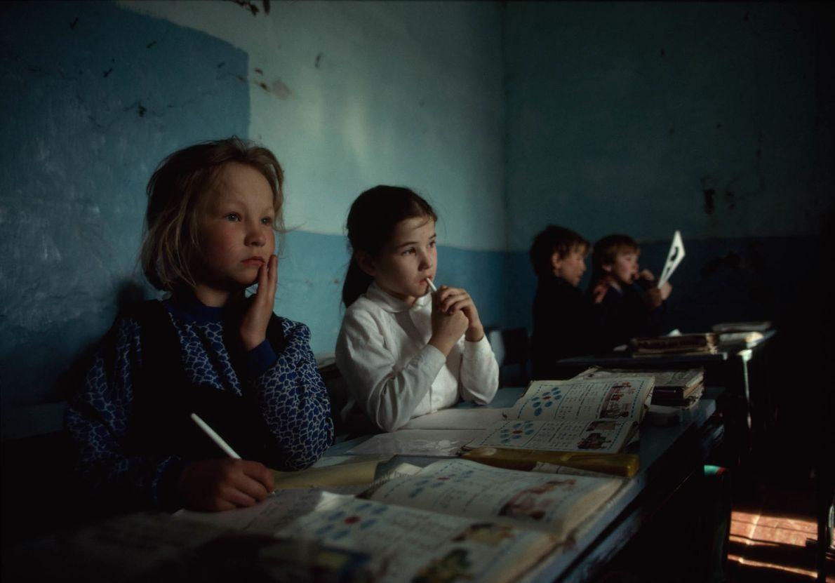 École sibérienne