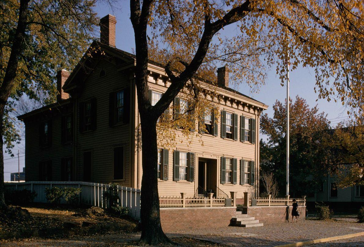 La maison de Lincoln