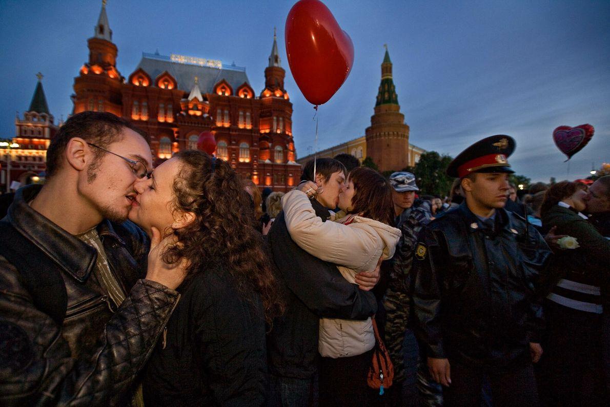 Romance moscovite