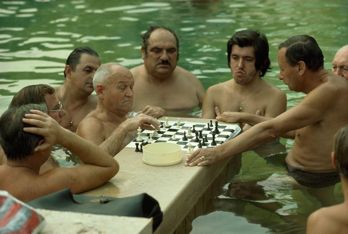 Jeux flottants