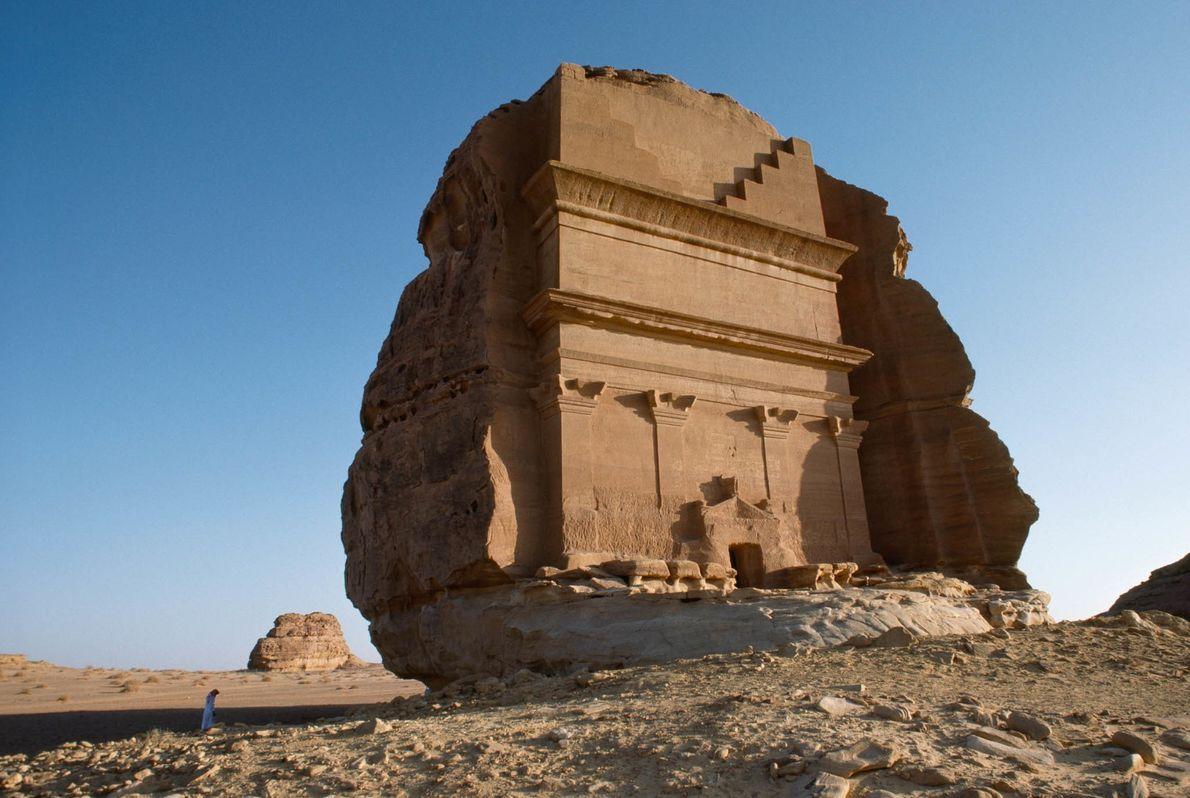 Tombeau du désert
