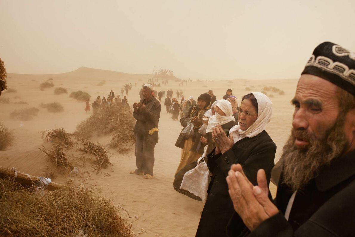 Prières des sables