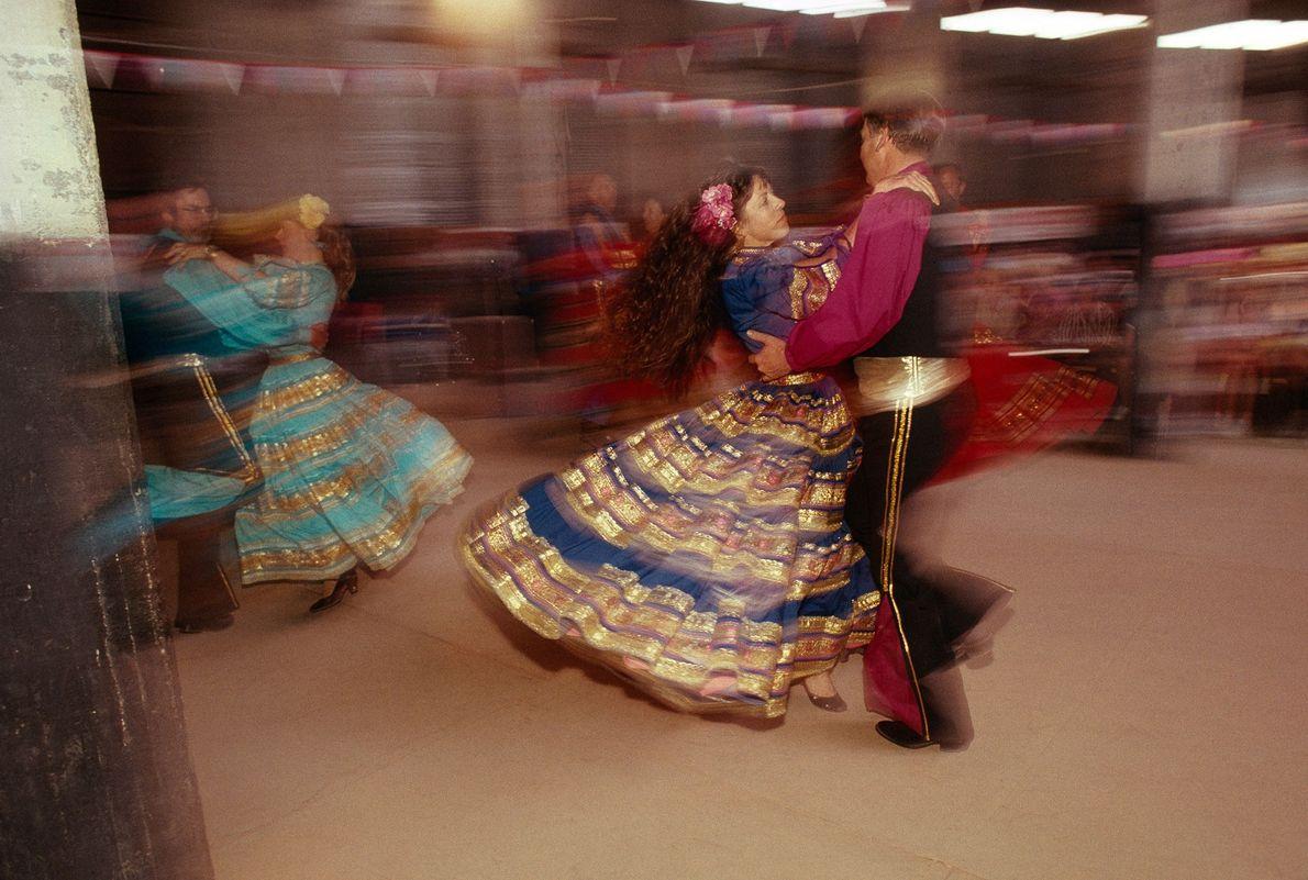 Danse cadencée