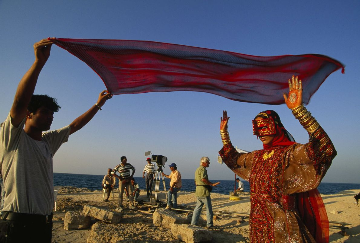 Tournage iranien