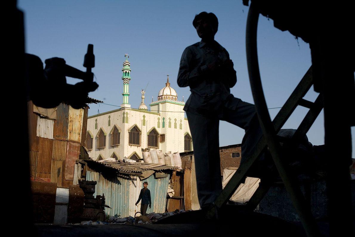 Mosquée de Mumbai
