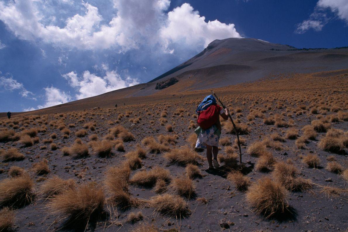 Le Popocatépetl