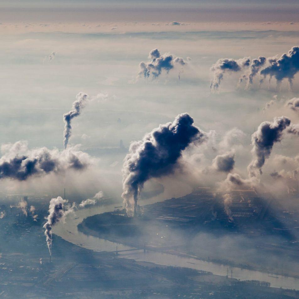 Le niveau de CO2 dans l'atmosphère pourrait battre un record vieux de 50 millions d'années