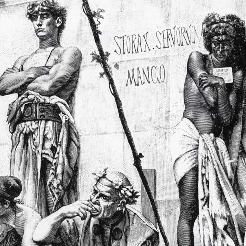Pompéi et la sombre économie de l'esclavage