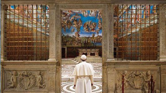 Le cadeau de Noël du pape François à un photographe endeuillé
