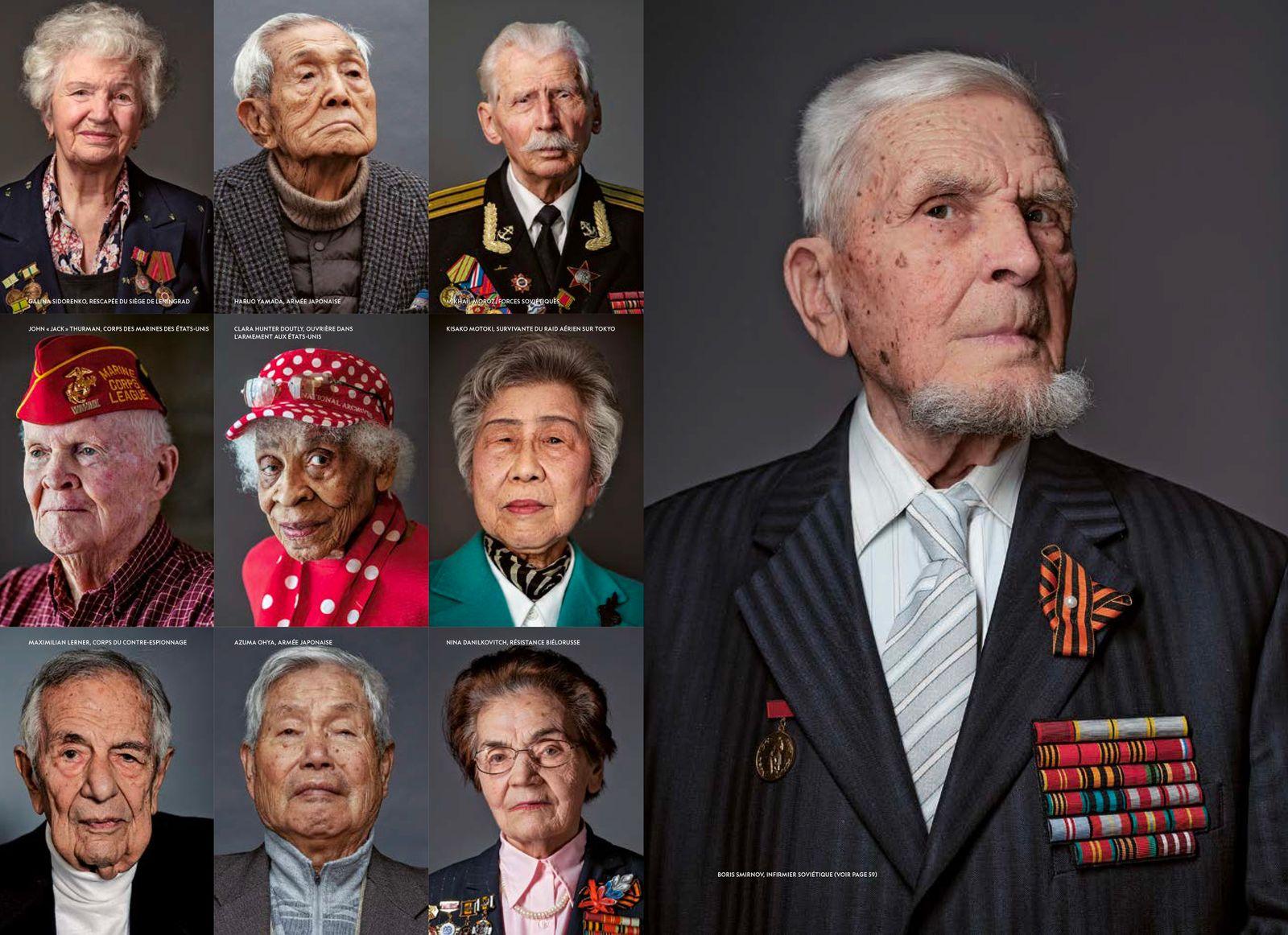 Les dernières voix de la Seconde Guerre mondiale
