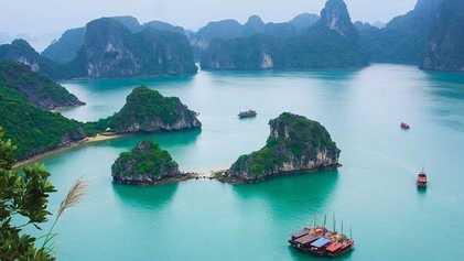 Évasion : le Cambodge et le Vietnam vus par un dessinateur