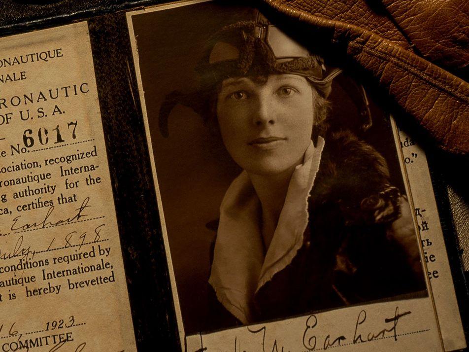 Pourquoi Amelia Earhart nous fascine-t-elle toujours autant ?